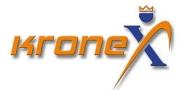 Kronex Gebudedienstleister Logo